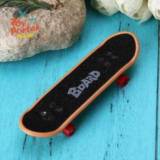 Plastic Professional Fingerboard Toys Skateboard Bearings Suit