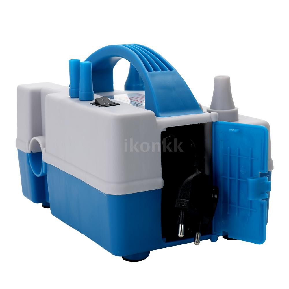 Multifunctional Electric Balloon Pump High Power Two Nozzle Inflator Pump Suction Pump Fast Portable Inflatable Tool