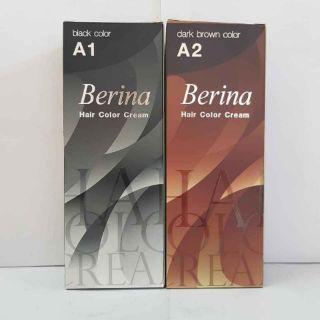 Thuốc nhuộm tóc Berina A1 , A2 Thái lan thumbnail