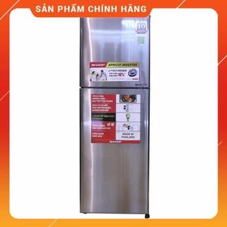 [ VẬN CHUYỂN MIỄN PHÍ KHU VỰC HÀ NỘI ] Tủ lạnh Sharp Inverter 314 lít SJ-X316ESL - [ Bmart247 ]