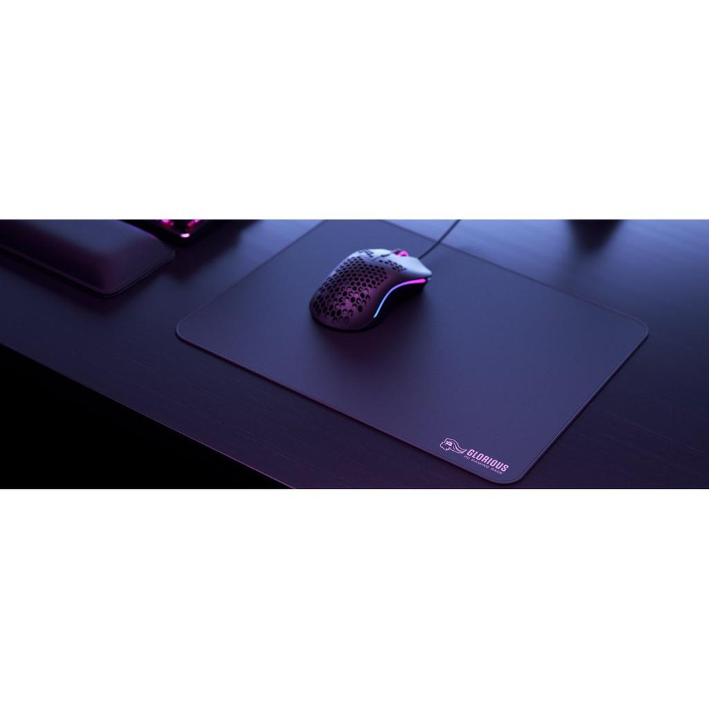 Lót chuột Glorious Stitch Cloth Black - Hàng chính hãng
