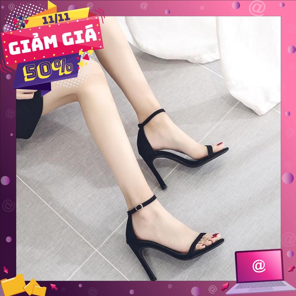 Giày cao gót sơn nhọn 9p quai 9 li - CG-0144 rosa factory RF