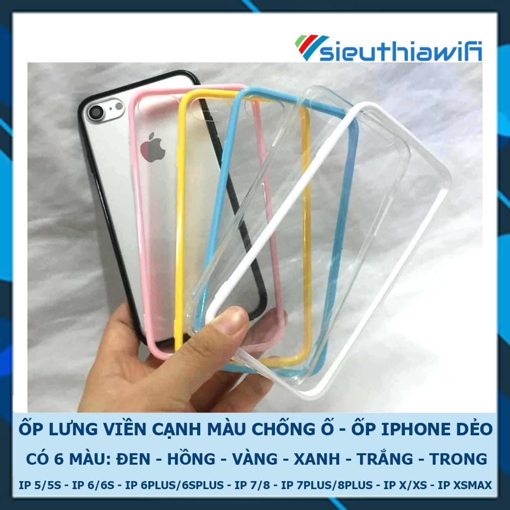 Ốp lưng iphone chống ố 5/5s/6/6plus/6s/6splus/7/7plus/8/8plus/x/xr/xs/11/12/pro/max/plus/promax - Awifi Case