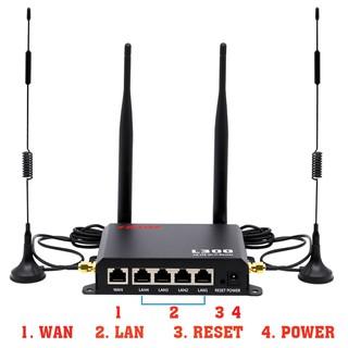Bộ Phát Wifi 4G APTEK L300 băng thông rộng với khe cắm thẻ SIM 4G LTE thumbnail