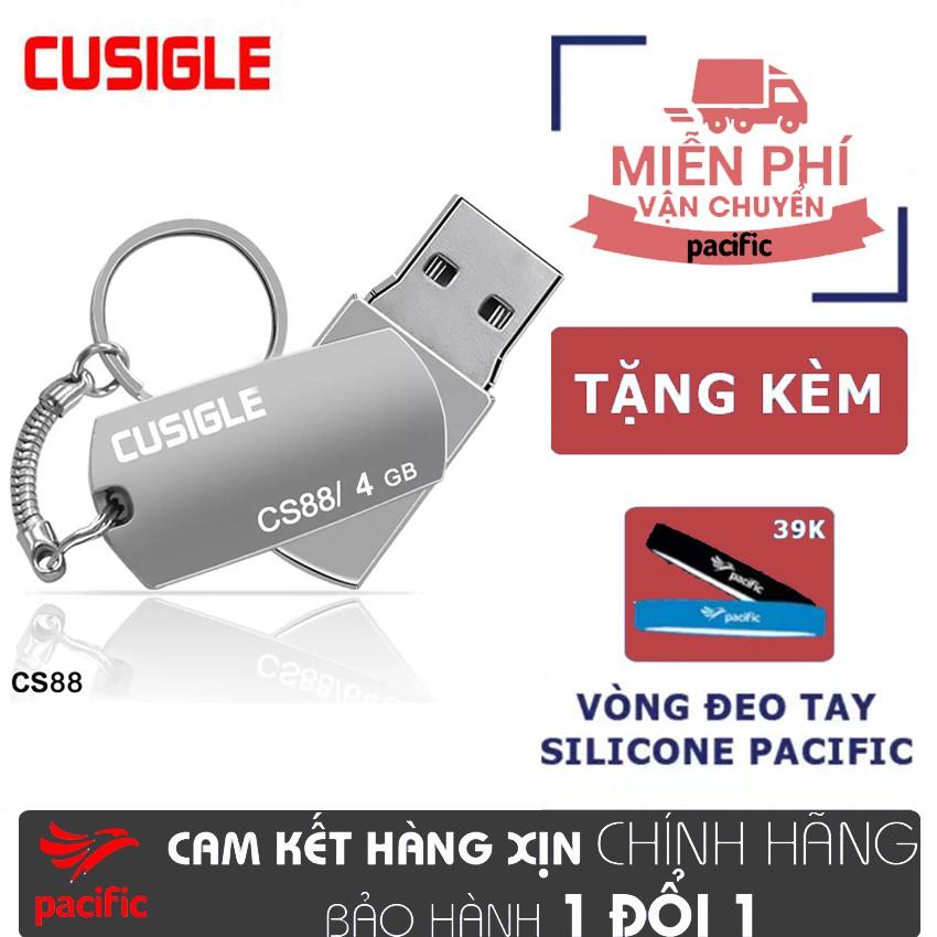 USB 4Gb Cusigle CS88 2019 – Tặng Que Chọc Sim Pacific Giá chỉ 76.000₫