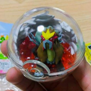 Mô hình pokemon_Entei Terrarium