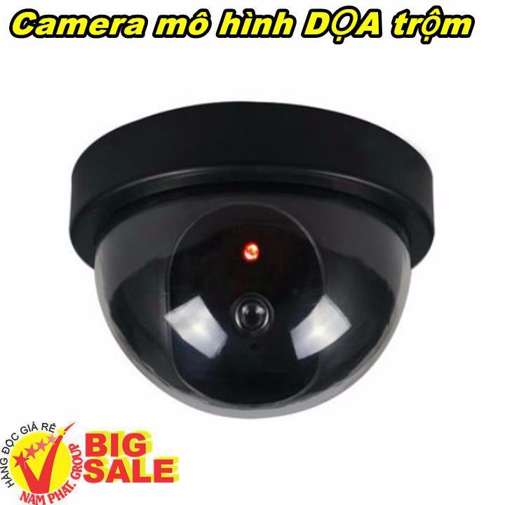 Camera mô hình chống trộm GIỐNG THẬT 99%