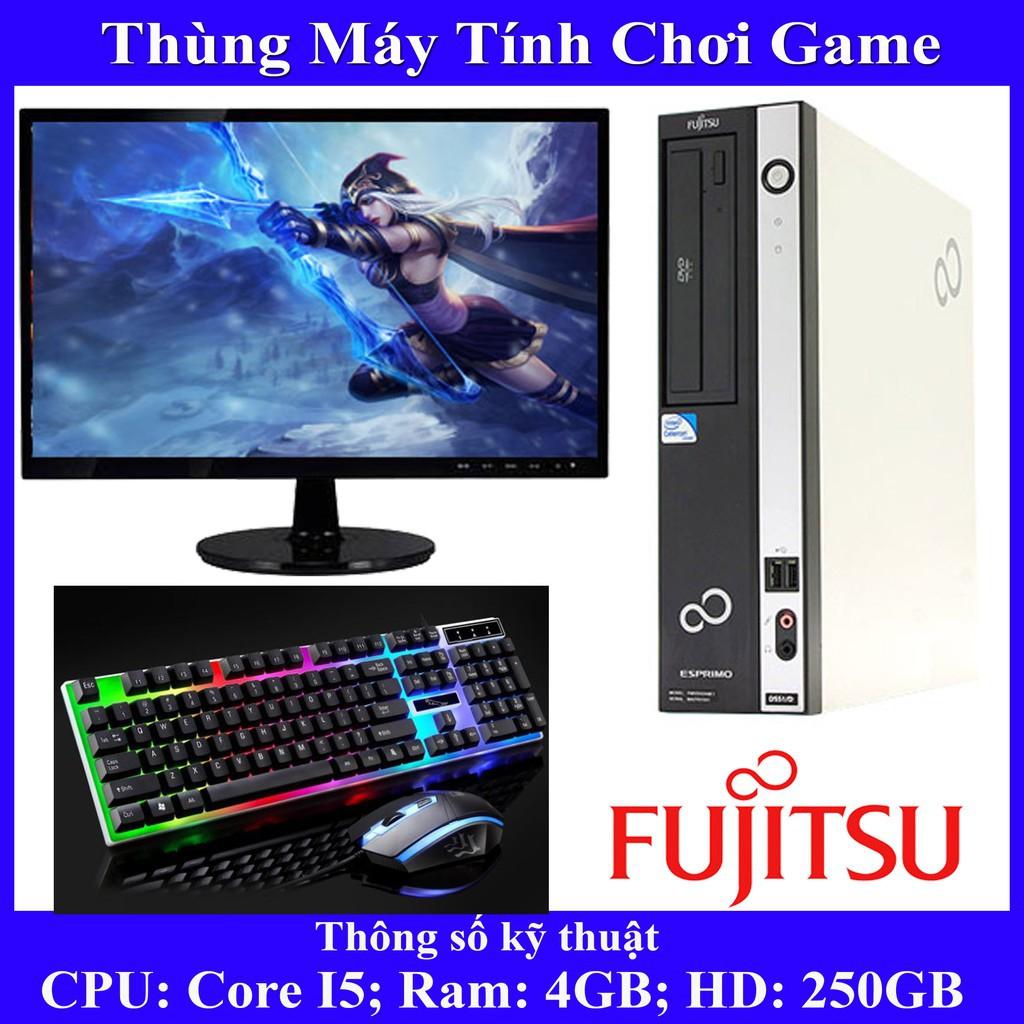 (Hàng nhập khẩu) Trọn bộ máy tính chơi game – hàng nhập khẩu từ Nhật Giá chỉ 4.900.000₫