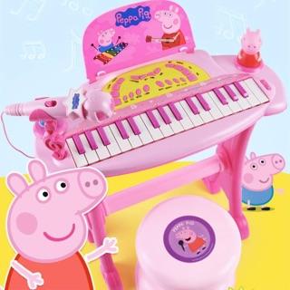 Đàn piano Peppa Pig chính hãng cho bé từ 3 tuổi KM tặng 1 đàn ghita peppa pig trị giá 150k