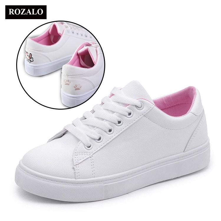 Giày sneaker nữ thời trang thêu mèo dễ thương Rozalo RM4655 - 2825530 , 1307244921 , 322_1307244921 , 248300 , Giay-sneaker-nu-thoi-trang-theu-meo-de-thuong-Rozalo-RM4655-322_1307244921 , shopee.vn , Giày sneaker nữ thời trang thêu mèo dễ thương Rozalo RM4655