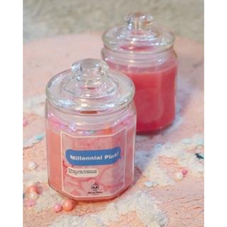 Nến Thơm DIF – mùi Millennial Pink (Die In Flame)