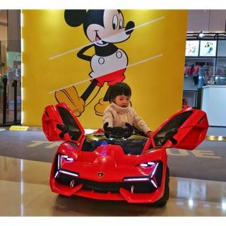 Xe hơi điện trẻ em Lamborghini – Nel 603 ( có remote điều khiển)
