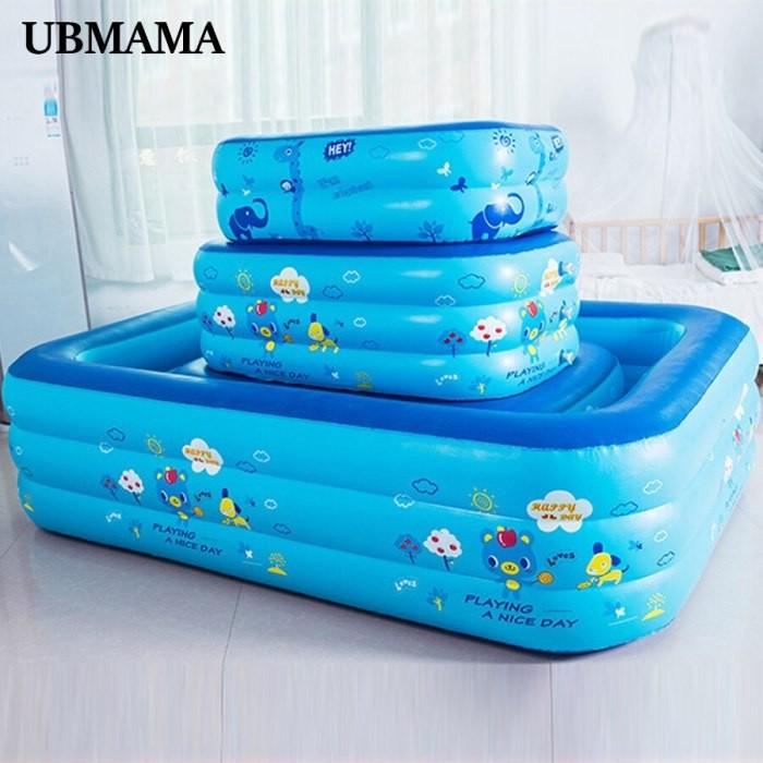 ️Sale Sập Sàn ️ Bể Bơi Tại Nhà Bơm Hơi Nhiều Kích Thước Dành Cho Bé – Bơm Điện 2 Chiều