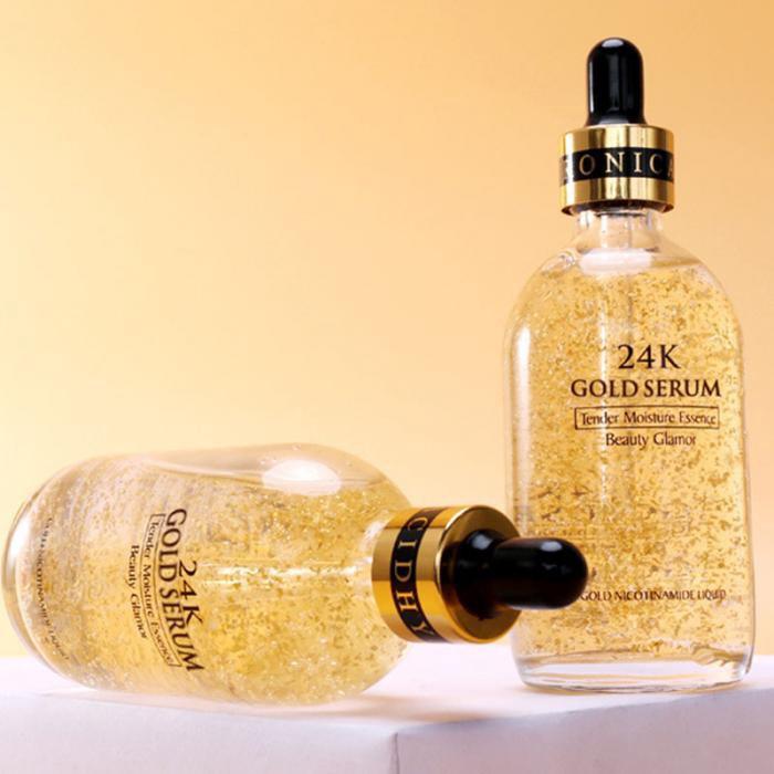 Tinh chất vàng 24k dưỡng ẩm và chăm sóc làn da 30ml