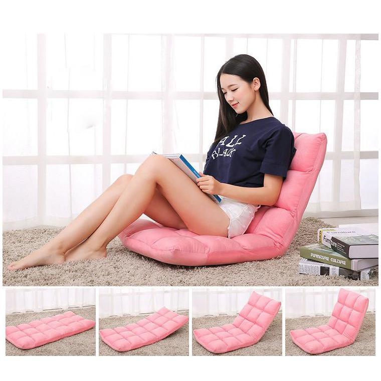 Ghế bệt , ghế lười , ghế tựa , ghế kiểu nhật cao cấp Tâm House mẫu mới GXG018 loại 18 ô 110cm loại lớn ( nhiều màu )