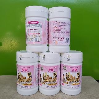 4 BỘT DINH DƯỠNG X5 – cho cả gia đình được làm từ ngũ cốc nảy mầm,whey protein, sữa, bột kem thực vật, betaglucan .