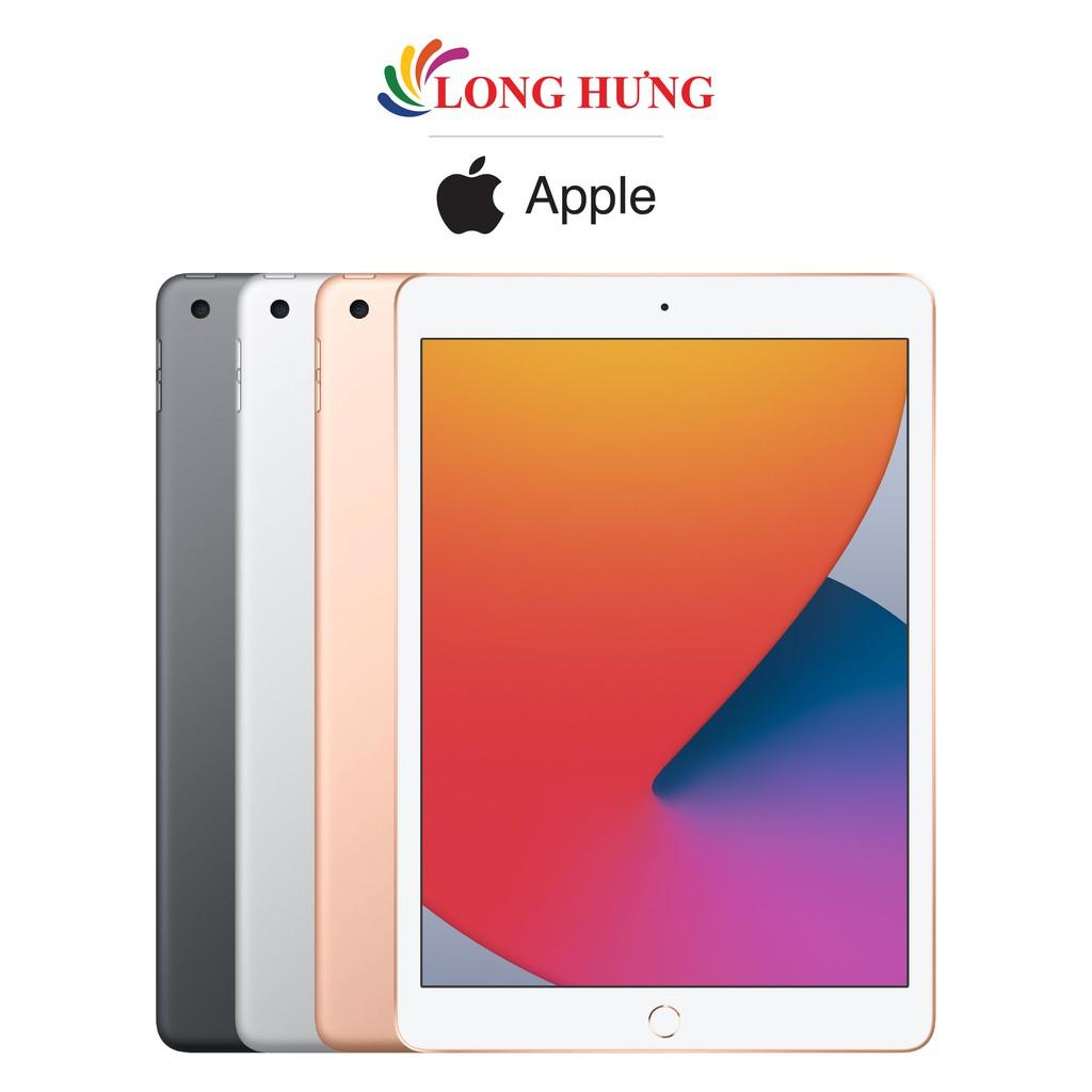 Máy tính bảng Apple iPad Gen 8 10.2 inch Wifi 128GB 2020 - Hàng chính hãng
