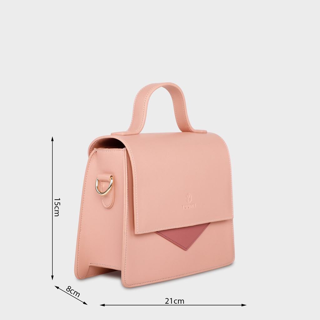Túi đeo chéo nữ thời trang YUUMY YN72 nhiều màu