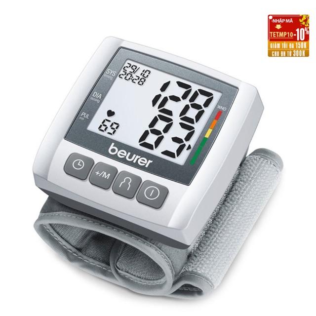 Máy đo huyết áp nhịp tim beurer BC30