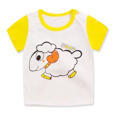 Mã K267 Áo cotton hè 2018 họa tiết cừu nhỏ cho bé trai- bé gái - 2655075 , 940615085 , 322_940615085 , 70000 , Ma-K267-Ao-cotton-he-2018-hoa-tiet-cuu-nho-cho-be-trai-be-gai-322_940615085 , shopee.vn , Mã K267 Áo cotton hè 2018 họa tiết cừu nhỏ cho bé trai- bé gái