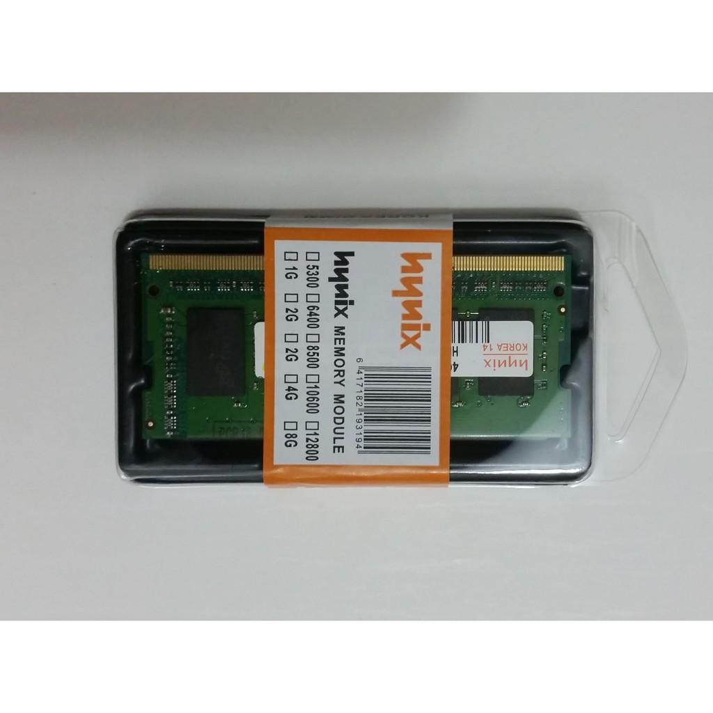 RAM hynix 8gb bus 1600 pc3L-1.35V Giá chỉ 749.000₫