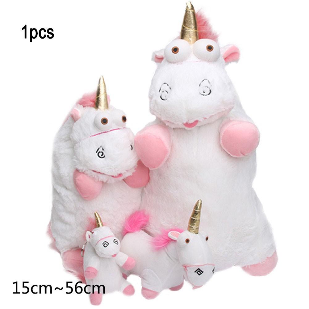 Cute Unicorn Plush Toys Soft Cuddly Dolls Cuddly Tedyy Girls Kids Gift