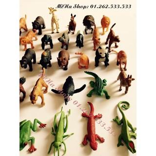 Mô hình động vật Xuất khẩu Safari- Mã ĐVS