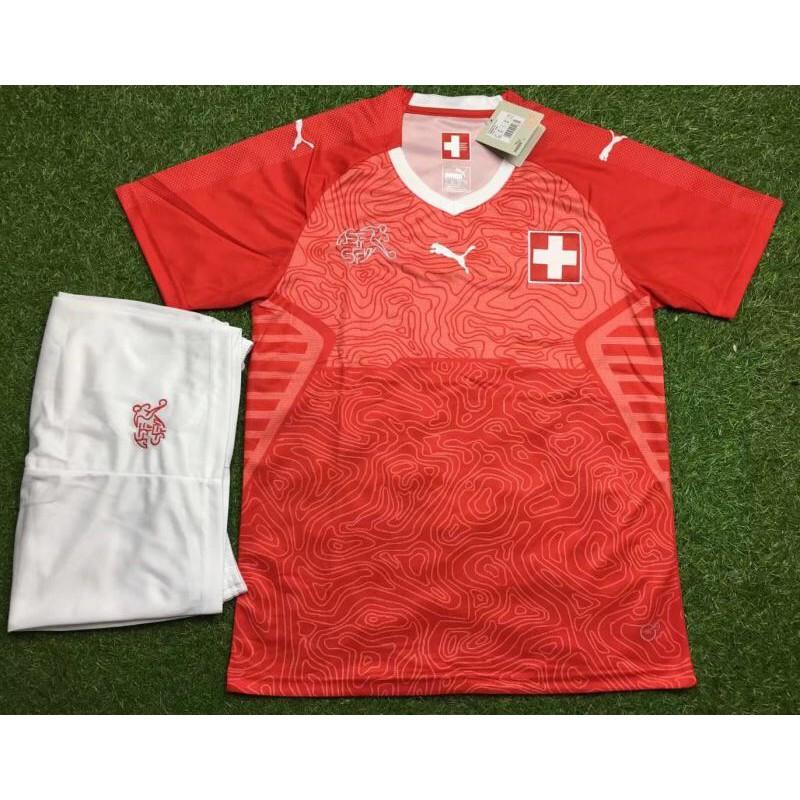 Quần áo đá banh đội tuyển Thụy Sĩ đỏ chất thun xịn( size châu âu) - 10014272 , 851251297 , 322_851251297 , 160000 , Quan-ao-da-banh-doi-tuyen-Thuy-Si-do-chat-thun-xin-size-chau-au-322_851251297 , shopee.vn , Quần áo đá banh đội tuyển Thụy Sĩ đỏ chất thun xịn( size châu âu)
