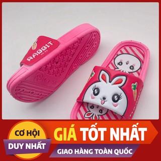 SIÊU KHUYẾN MÃI_Dép Bé Gái rabbit TH336 Siêu Xinh-Cực Cute _Giá Cực Sốc