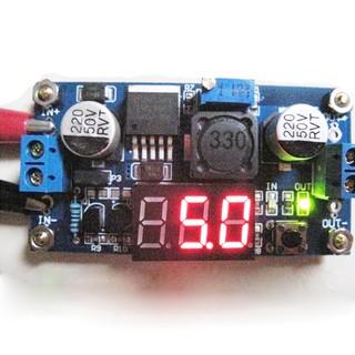 Mô đun chuyển đổi điện áp từ LM2596 DC 2.5-40V sang 1.25-37V