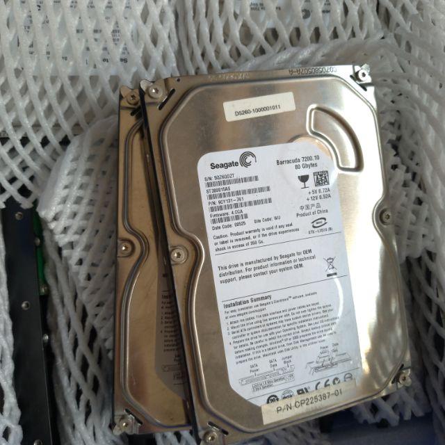 HDD 80G Ổ Cứng Máy Tính Giá chỉ 59.000₫