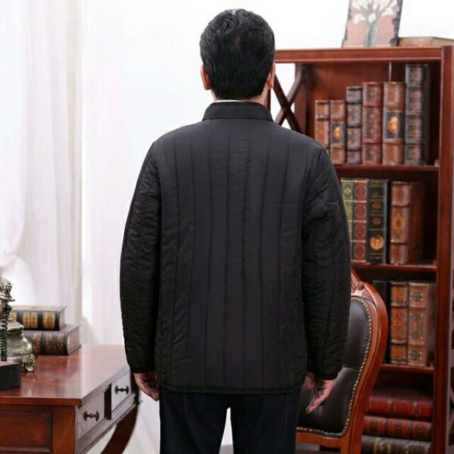 Áo khoác ấm cho bố order - shop NT