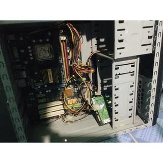 Bộ Case Pc EP31 cũ