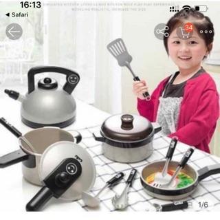 Bộ đồ chơi nấu ăn