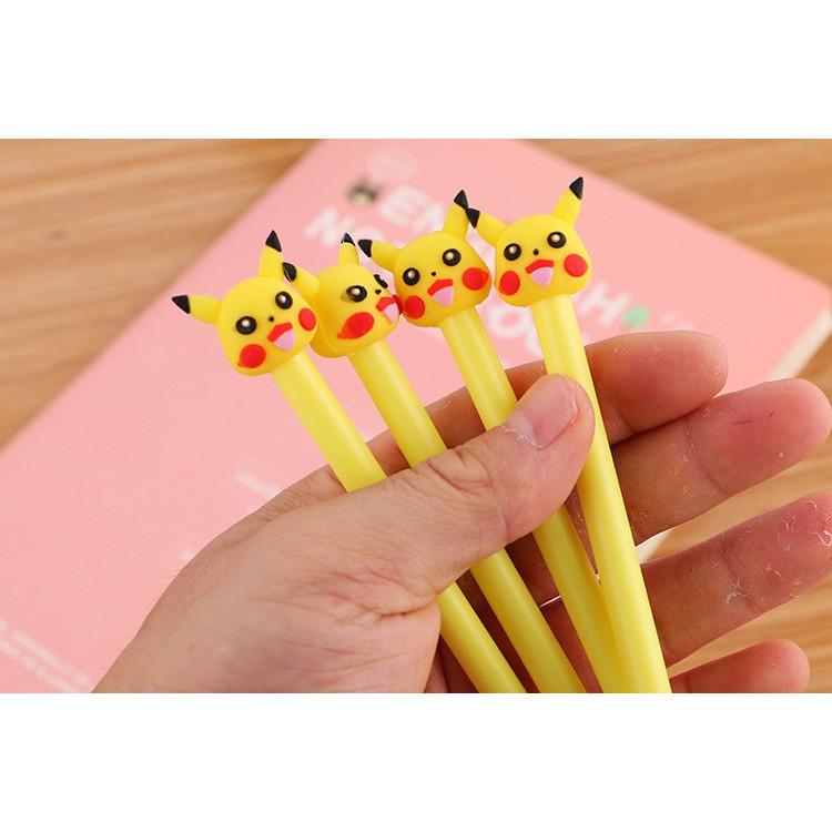 Bút Pikachu (Mua 1 bút tặng 1 ngòi)