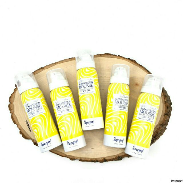 [SUPERGOOP] Xịt chống nắng toàn thân Super Power Sunscreen Mousse SPF50 100ml - 2617940 , 1191517937 , 322_1191517937 , 260000 , SUPERGOOP-Xit-chong-nang-toan-than-Super-Power-Sunscreen-Mousse-SPF50-100ml-322_1191517937 , shopee.vn , [SUPERGOOP] Xịt chống nắng toàn thân Super Power Sunscreen Mousse SPF50 100ml