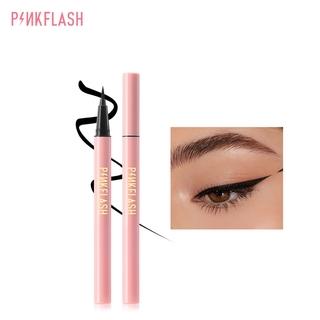 (Hàng Mới Về) Bút Kẻ Mắt Flashmoment Màu Đen Lâu Trôi Chống Thấm Nước Pf-E01