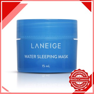 MẶT NẠ NGỦ LANEIGE WATER SLEEPING MASK 15ML thumbnail