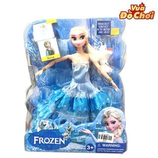 Búp bê Frozen Elsa