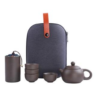 Bộ pha trà du lịch cầm tay tiện dụng chất lượng cao