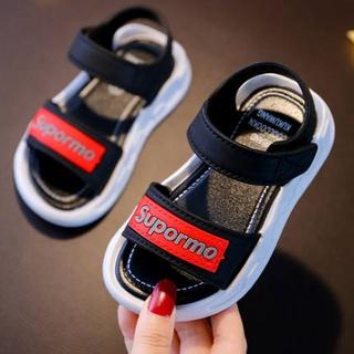 Dép quai hậu trẻ em bé trai, dép đi học, sandal siêu nhẹ, siêu êm supormo thumbnail