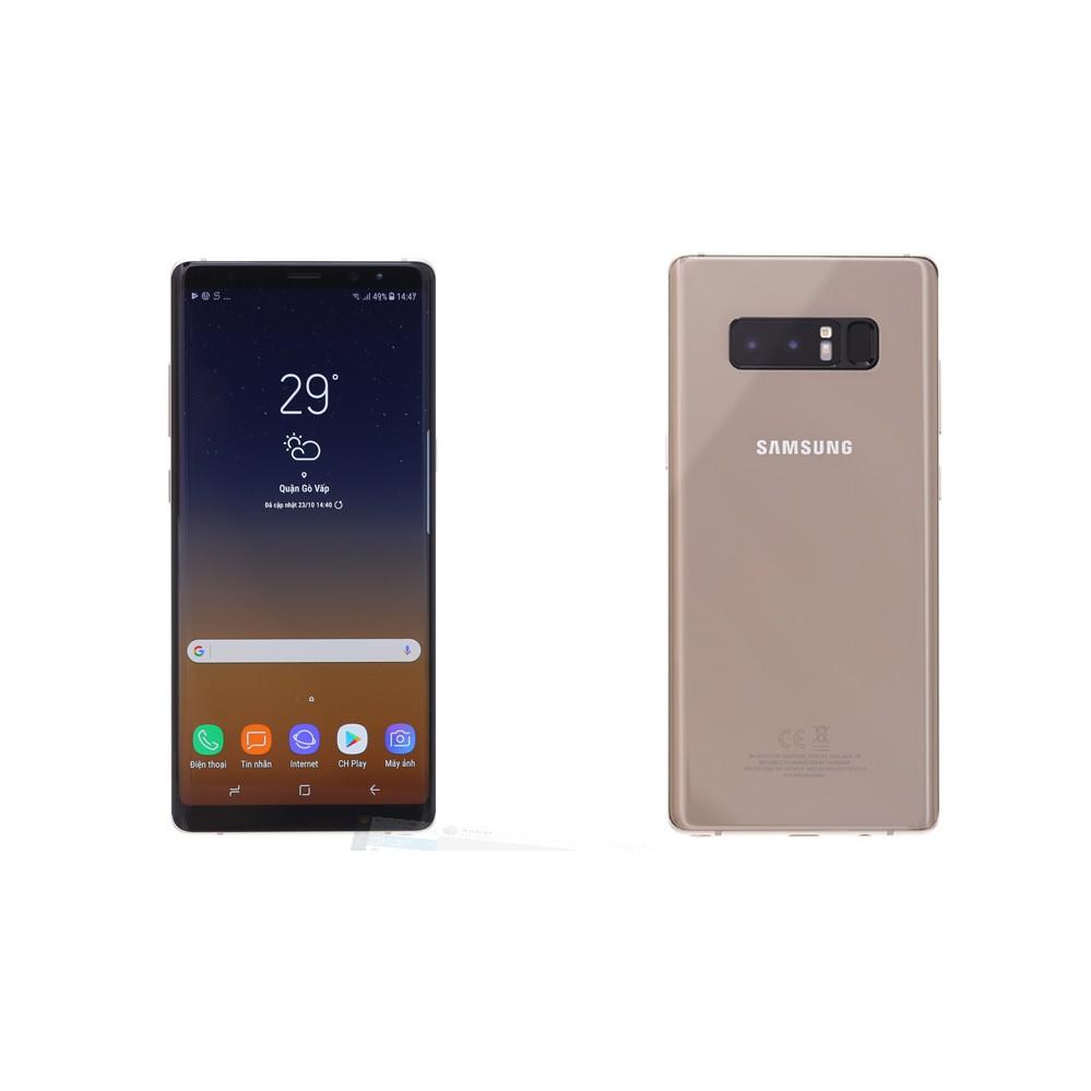 Điện thoại Samsung Galaxy Note 8 (Gold) - Chính hãng Samsung Việt Nam - 3055938 , 710009659 , 322_710009659 , 22490000 , Dien-thoai-Samsung-Galaxy-Note-8-Gold-Chinh-hang-Samsung-Viet-Nam-322_710009659 , shopee.vn , Điện thoại Samsung Galaxy Note 8 (Gold) - Chính hãng Samsung Việt Nam