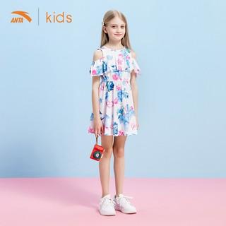 Váy liền bé gái Anta Kids sắc màu năng động 362027391-1