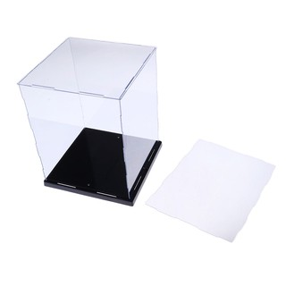 LED Display Box Model Display Box Beautiful Plastic LED Act