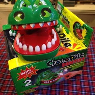 Khám răng cá sấu cực thú vị DCMD