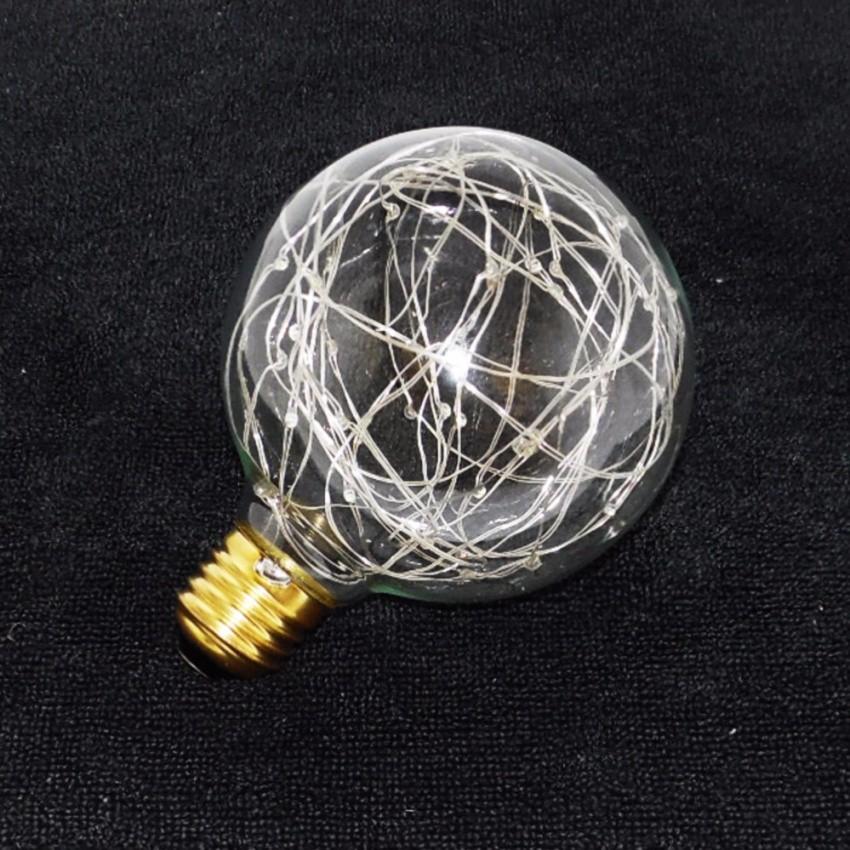 Bóng đèn led trang trí tròn nhấp nháy DPT-NN
