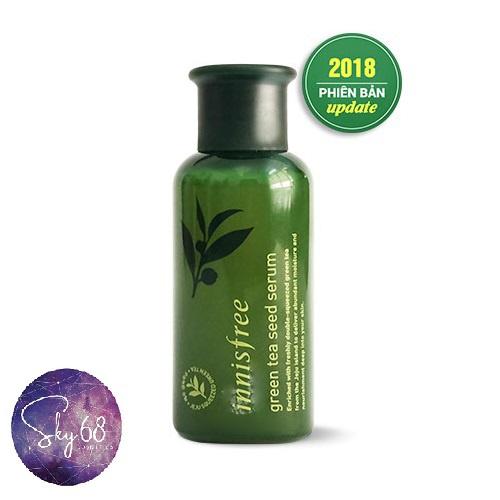 Serum Trà Xanh Dưỡng Da Innisfree Green Tea Seed 50ml