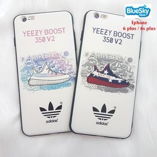 Ốp lưng Iphone 6 Plus / 6s Plus thể thao cao cấp Yeezy