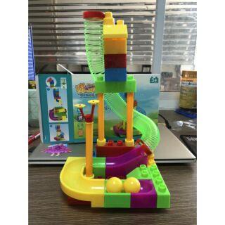 Lego Lắp Ráp thả bóng