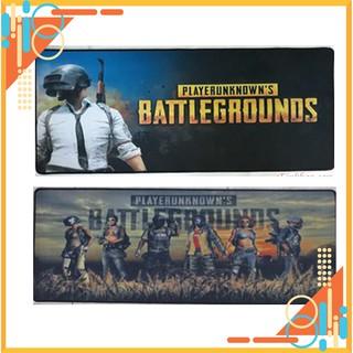 Miếng Lót Chuột Game Thủ Battlegrounds PUBG 80 x 30 cm